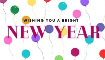 新年のご挨拶♬